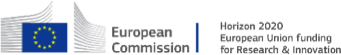 European Union Funding Horizon 2020 logo