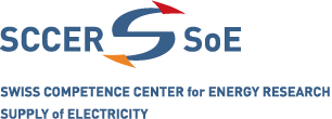 Swiss Competence Center for Energy Reasearch Supply of Electricity logo