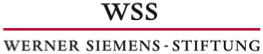 Werner Siemens Foundation logo